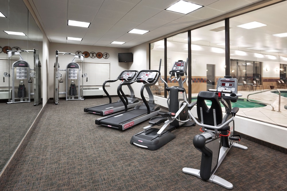 Fitness Facility, Holiday Inn Express Hotel & Suites Zanesville North