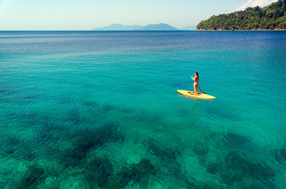 Kayaking, Bunga Raya Island Resort & Spa