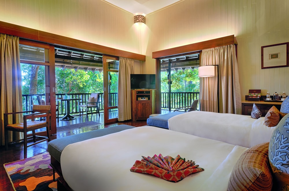 Room, Bunga Raya Island Resort & Spa