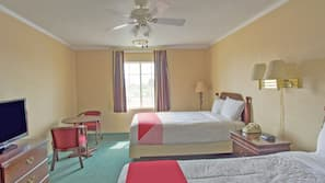 1 bedroom, free WiFi, alarm clocks, wheelchair access