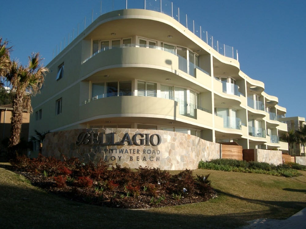 Front of Property, Bellagio by the Sea