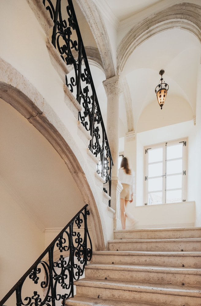 Staircase, The Pucic Palace