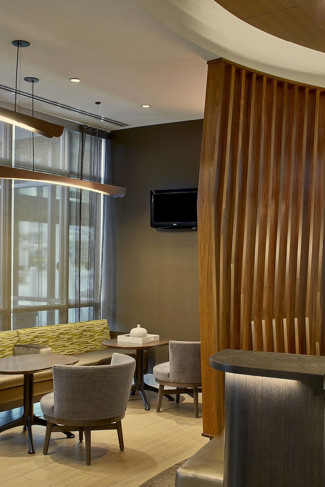 Lobby, SpringHill Suites by Marriott Atlanta Airport Gateway
