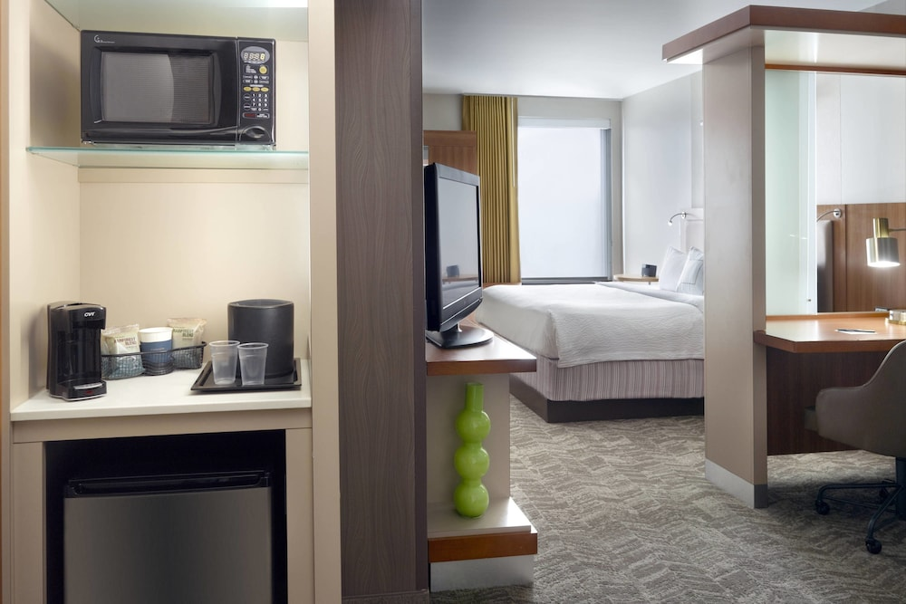 Room, SpringHill Suites by Marriott Atlanta Airport Gateway