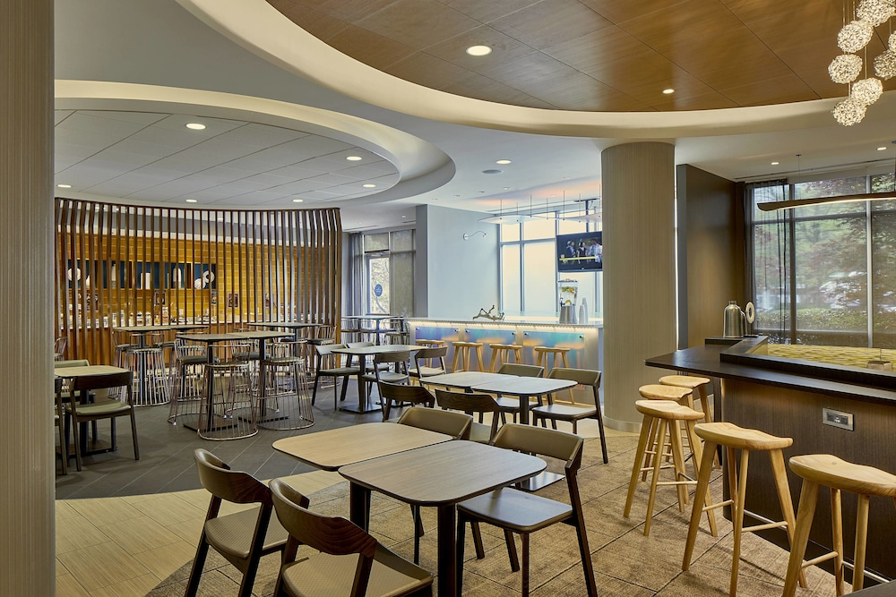 Restaurant, SpringHill Suites by Marriott Atlanta Airport Gateway