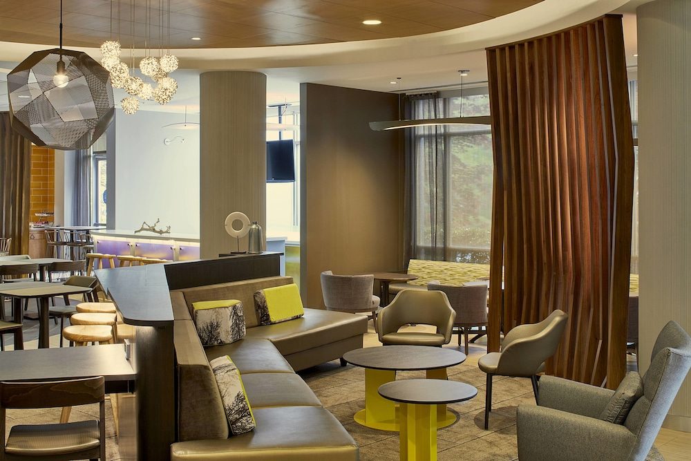Lobby Sitting Area, SpringHill Suites by Marriott Atlanta Airport Gateway