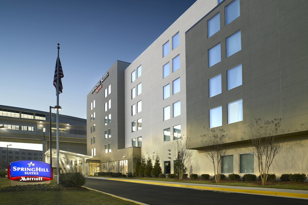 Exterior, SpringHill Suites by Marriott Atlanta Airport Gateway