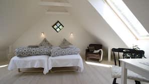 Pillowtop-bedden, babybedden, extra bedden, gratis wifi