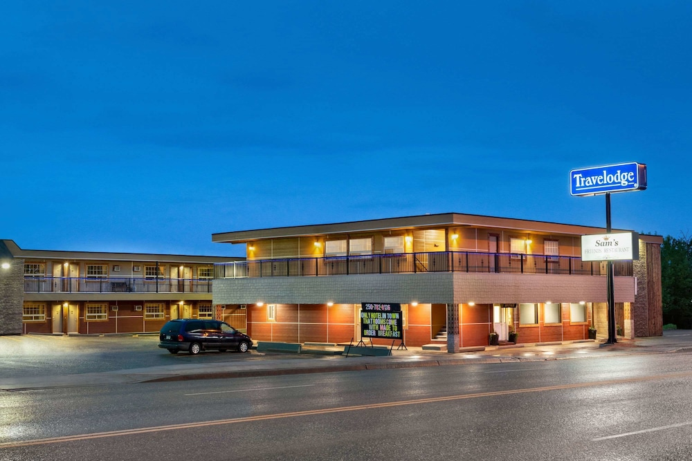 Exterior, Travelodge by Wyndham Dawson Creek