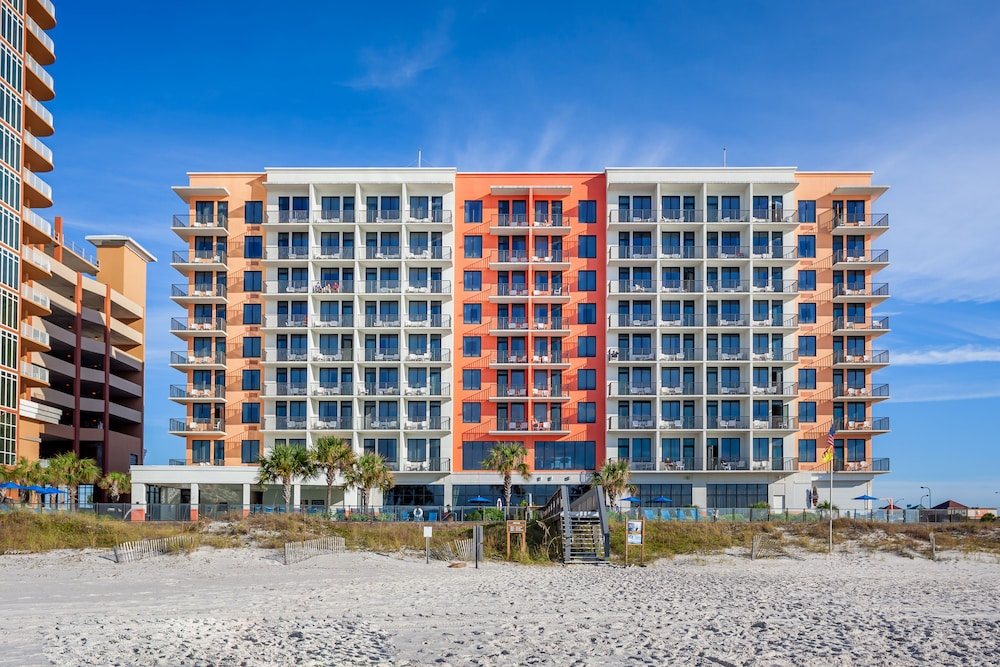Exterior, Hampton Inn & Suites Orange Beach/Gulf Front