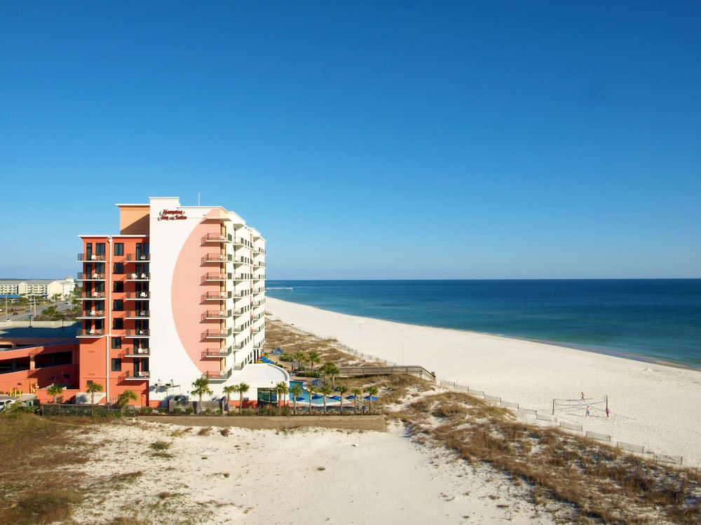 Beach, Hampton Inn & Suites Orange Beach/Gulf Front