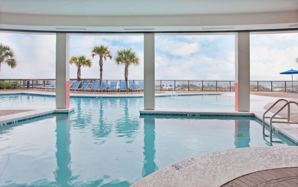 Pool, Hampton Inn & Suites Orange Beach/Gulf Front