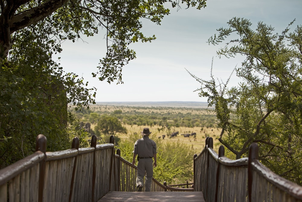 Property Grounds, Four Seasons Safari Lodge Serengeti