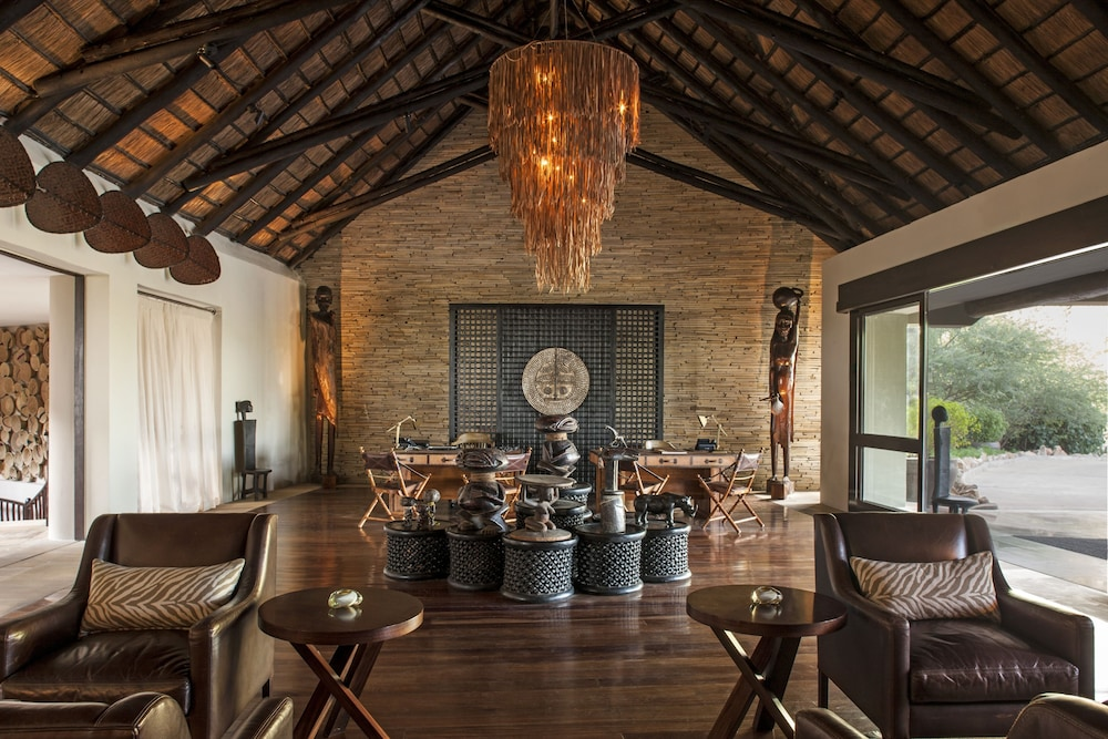 Interior Entrance, Four Seasons Safari Lodge Serengeti