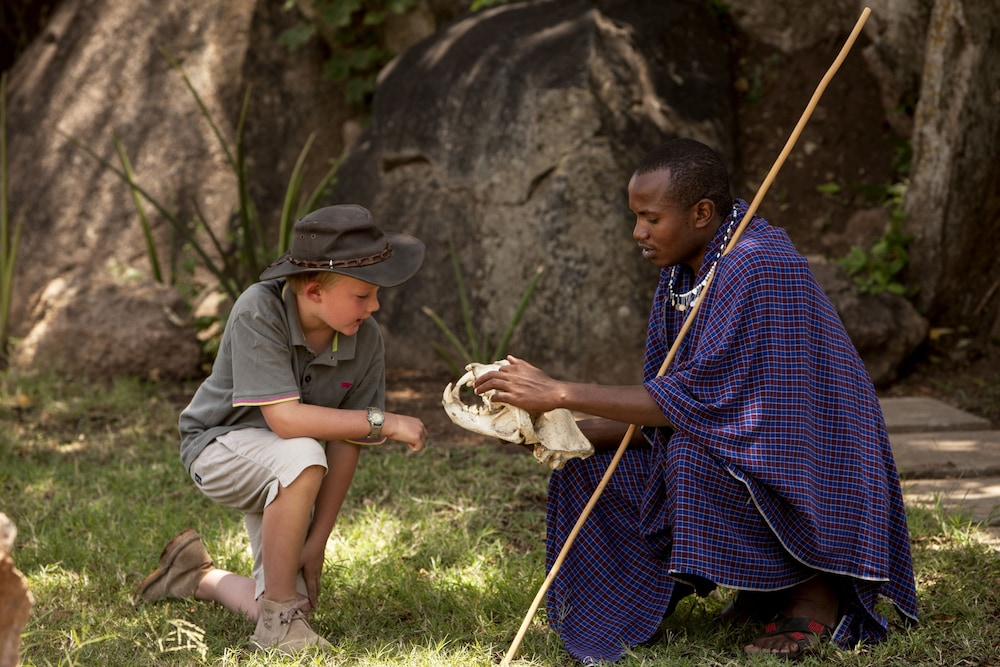 Children's Activities, Four Seasons Safari Lodge Serengeti