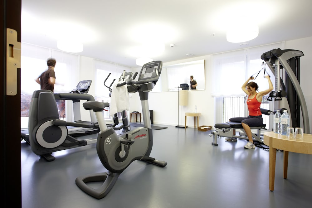 Fitness Facility, Louis Hotel