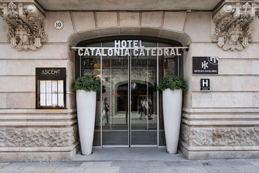 Featured Image, Catalonia Catedral Hotel