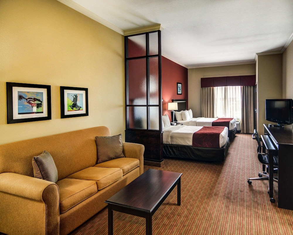 Room, Comfort Suites Fort Worth South