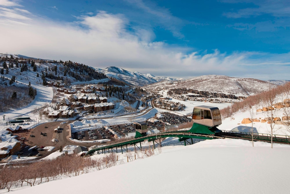 Snow and Ski Sports, The St. Regis Deer Valley