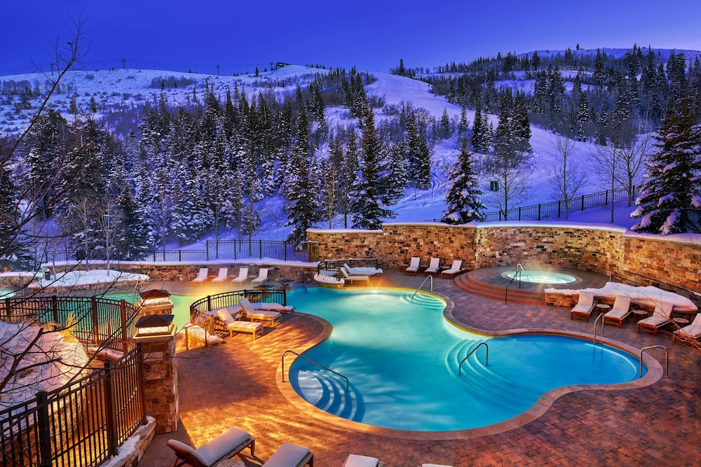 Pool, The St. Regis Deer Valley