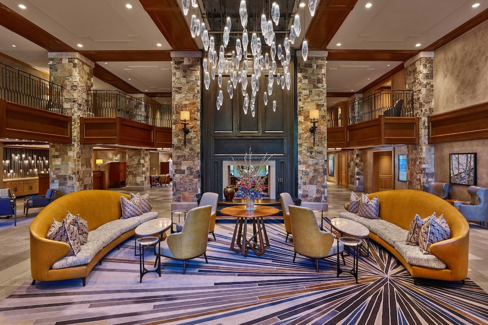 Lobby, The St. Regis Deer Valley