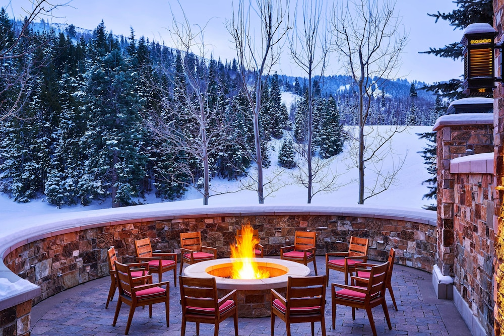 Terrace/Patio, The St. Regis Deer Valley