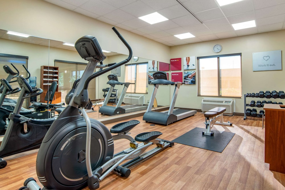 Fitness Facility, Comfort Suites Gulfport