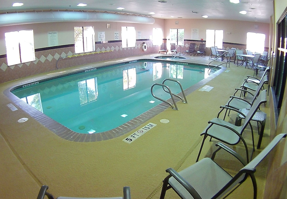 Holiday Inn Express Hotel Suites Lubbock Southwest Wolfforth Deals Reviews Wolfforth Usa
