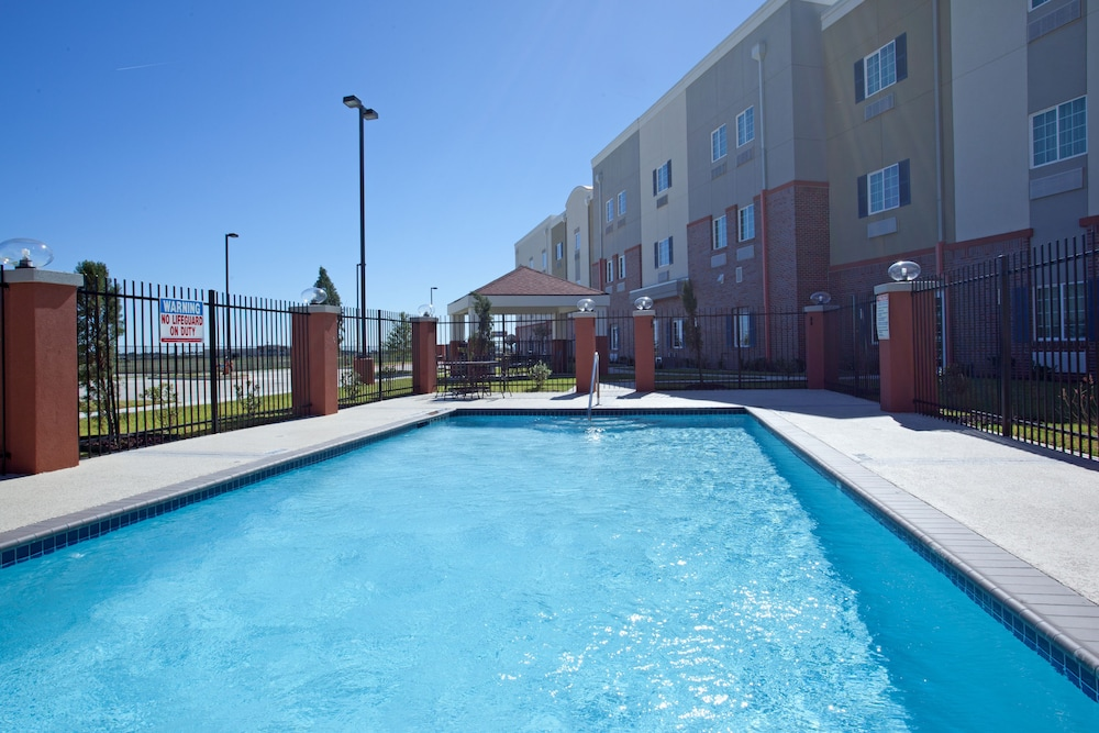 Pool, Candlewood Suites League City, an IHG Hotel