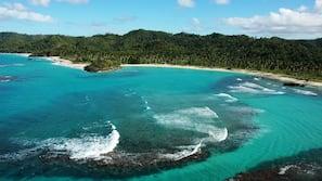 Beach nearby, scuba diving, snorkeling