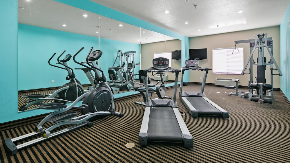 Fitness Facility, Best Western Sonora Inn & Suites