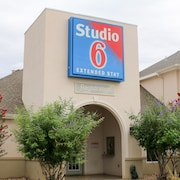 Studio 6 Lubbock - Medical Center