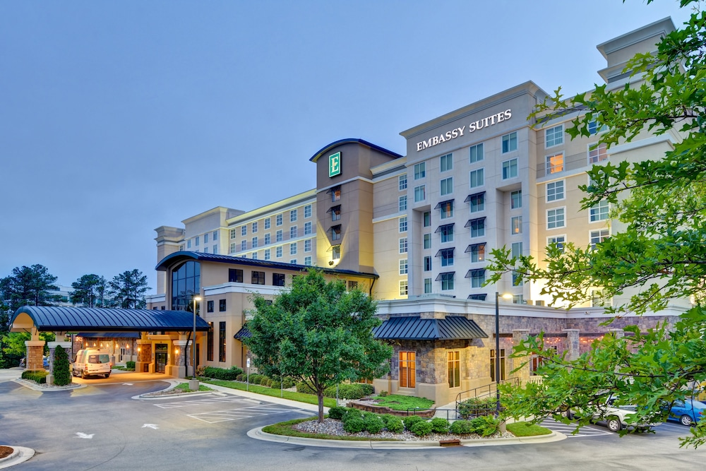 Exterior, Embassy Suites Raleigh-Durham Airport/Brier Creek