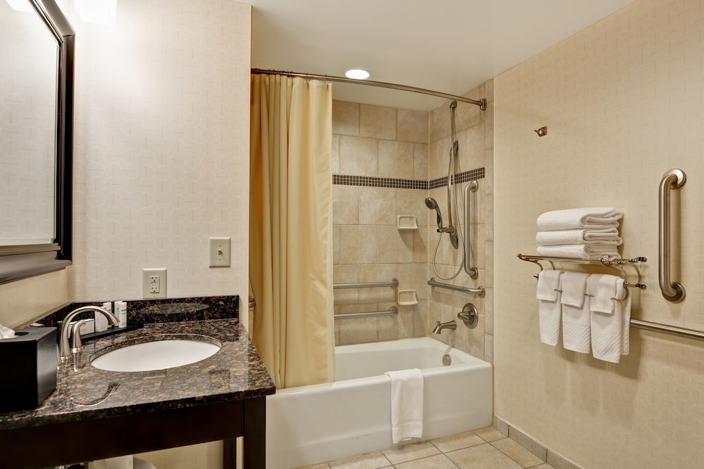 Bathroom, Embassy Suites Raleigh-Durham Airport/Brier Creek
