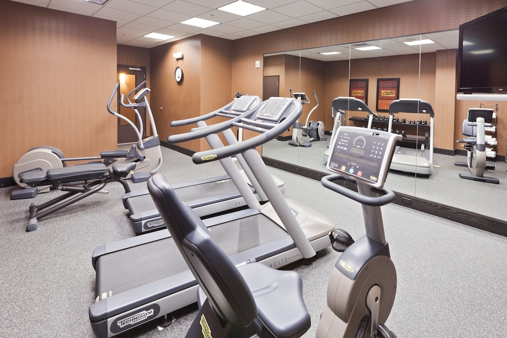 Fitness Facility, Holiday Inn Hotel & Suites Tulsa South
