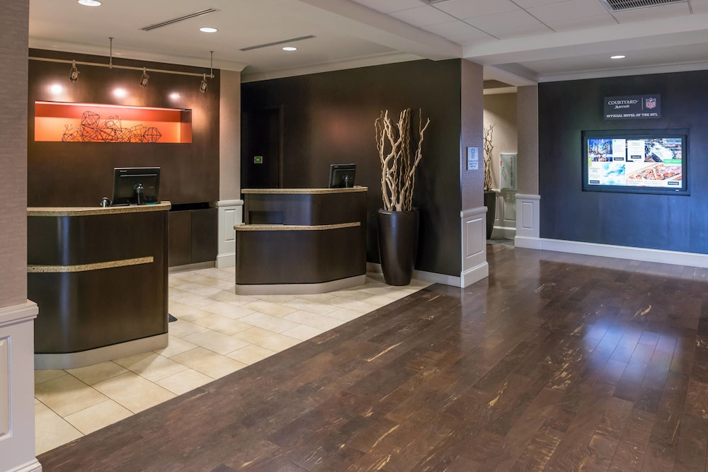 Interior, Courtyard Marriott Clemson