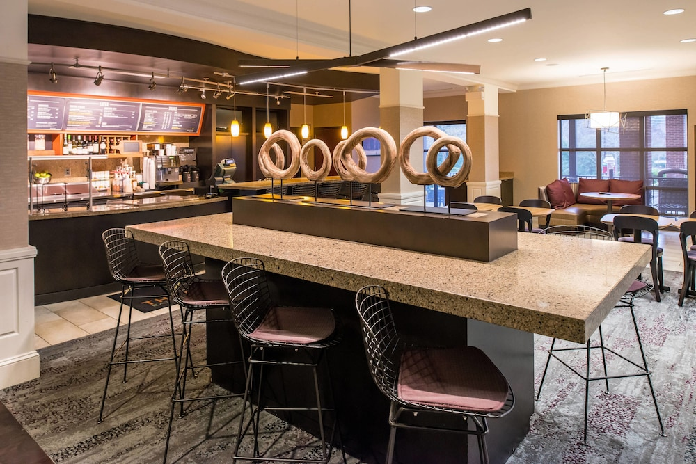 Restaurant, Courtyard Marriott Clemson