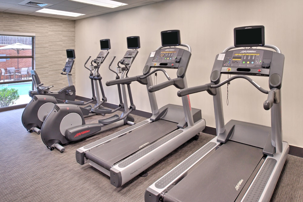 Fitness Facility, Courtyard Marriott Clemson