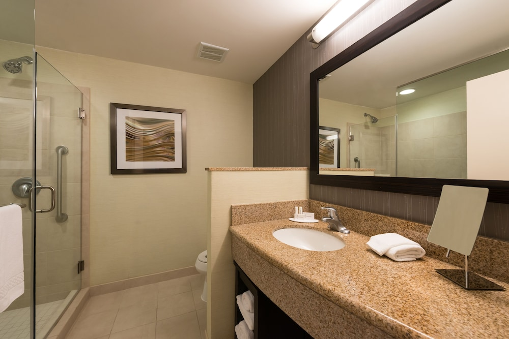 Bathroom, Courtyard Marriott Clemson
