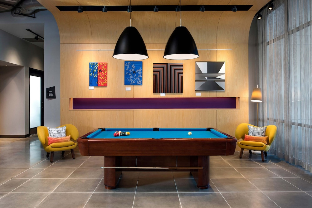 Billiards, Aloft Charlotte Ballantyne