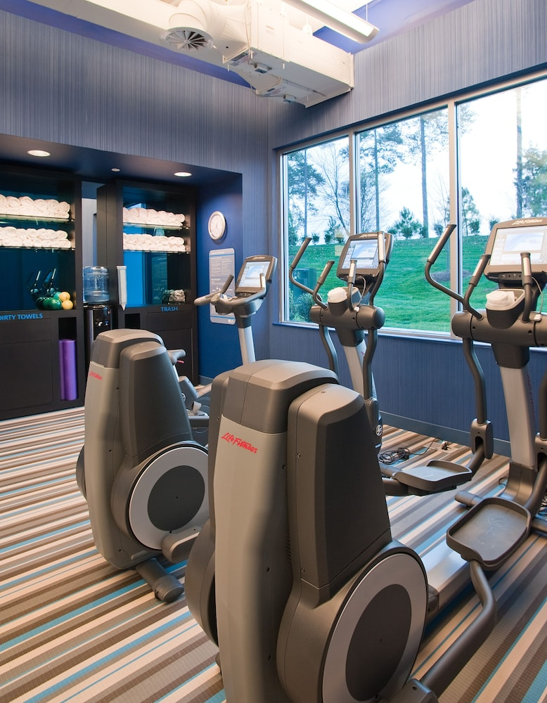 Fitness Facility, Aloft Charlotte Ballantyne