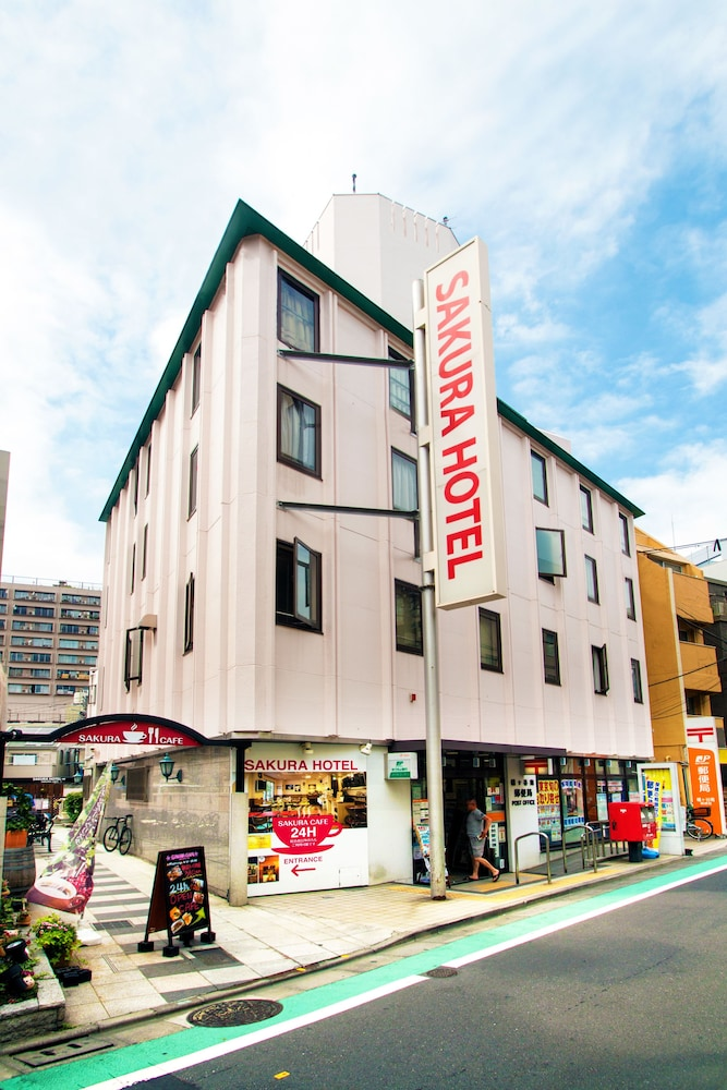 Featured Image, Sakura Hotel Hatagaya