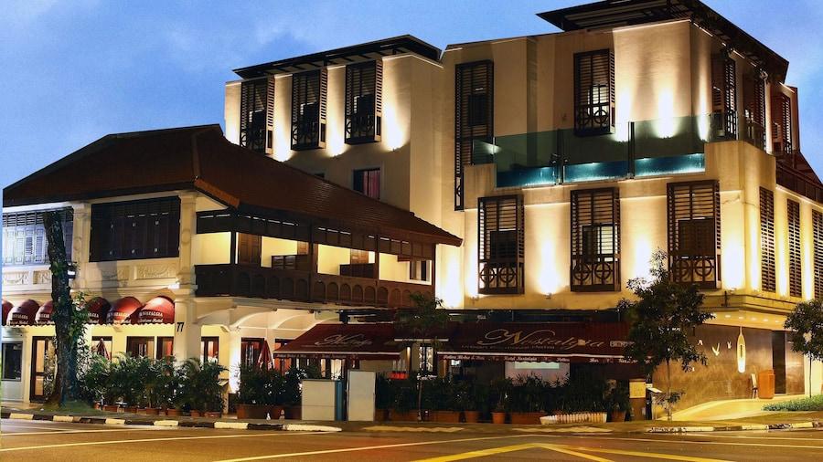Nostalgia Hotel (SG Clean)