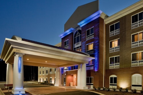 Holiday Inn Express Hotel & Suites Raleigh SW NC State