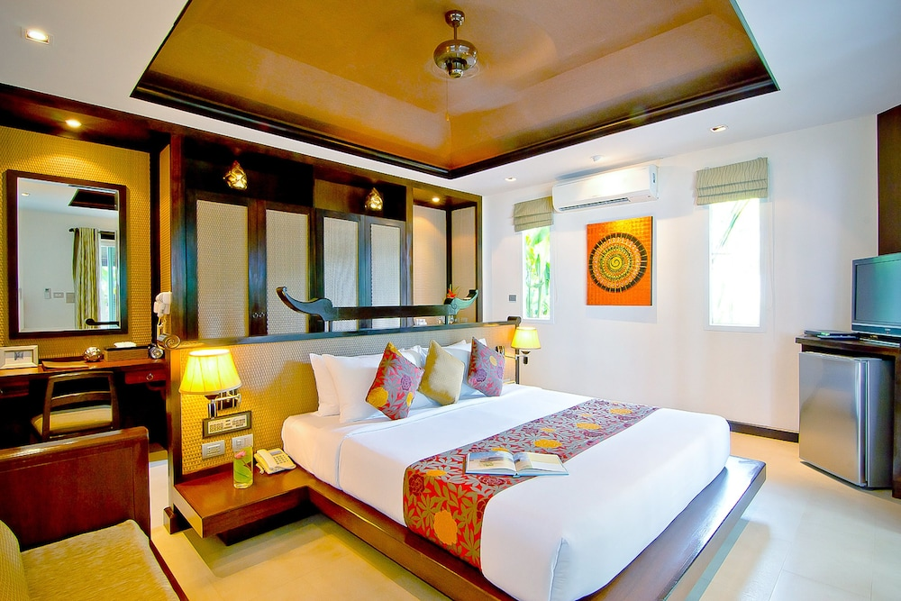 Room, Anyavee Tubkaek Beach Resort