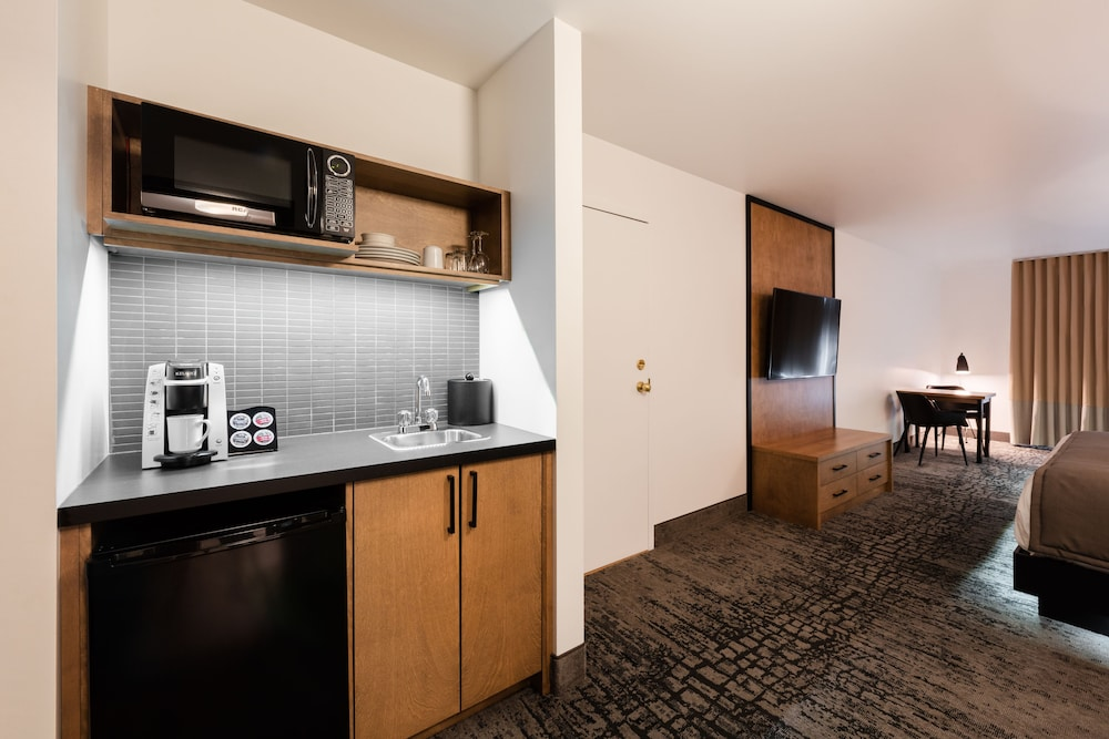Private Kitchenette, AX Hotel