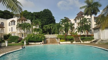 Ocho Rios Columbus Heights Condominium Studio Apartment Ocean View