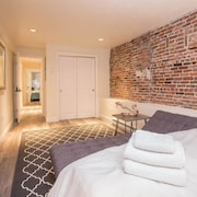 Upscale 3br/2ba in Heart of North End by Domio
