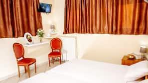 Schreibtisch, schallisolierte Zimmer, kostenlose Babybetten