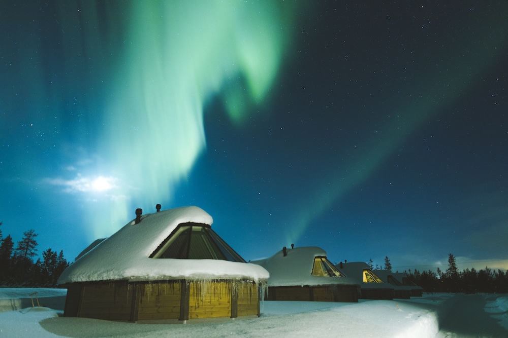 Featured Image, Levi Northern Lights Huts
